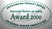 Plum's® American Society on Aging Award for ProtectaHip® Hip Protectors
