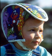 Plum's® ProtectaCap® Custom-Fitting Protective Headgear for Kids is Serious Head Protection