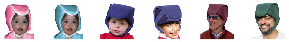 Plum's® ProtectaCap+Plus® Fall Protection Helmets in 6 Sizes for Kids & Adults