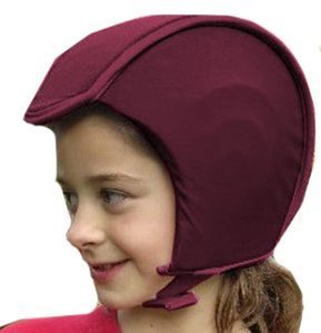 Plum's® Custom-Fitting ProtectaCap® Child Size Plum Color