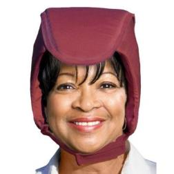 Plum's® ProtectaCap® Custom-Fitting Protective Helmet for Adults in Plum Color