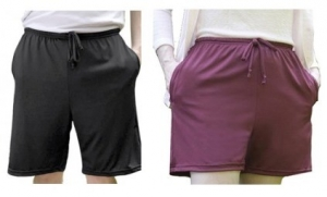 Plum's® ProtectaHip® Active Lounge Shorts ™ Hip Protectors for Men & Women